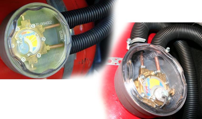 multiklapan 1 - Схема установки гбо на карбюратор