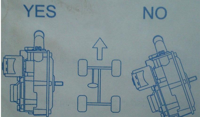 reduktor 6 - Схема установки гбо на карбюратор