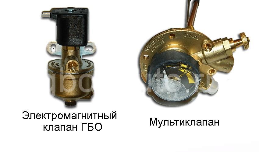 Клапан ГБО