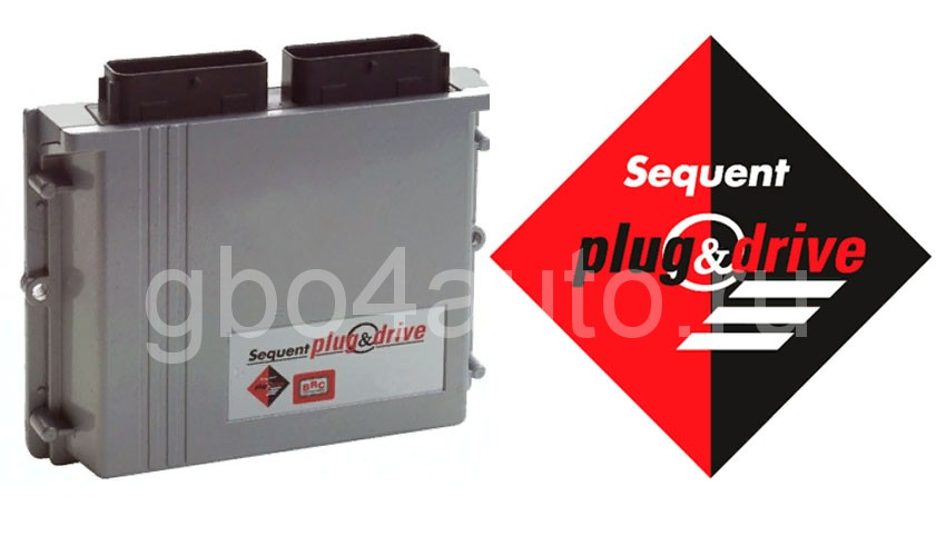 BRC Sequent Plug & Drive